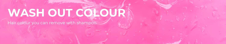 Wash Out Hair Colour