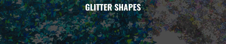 Glitter Shapes