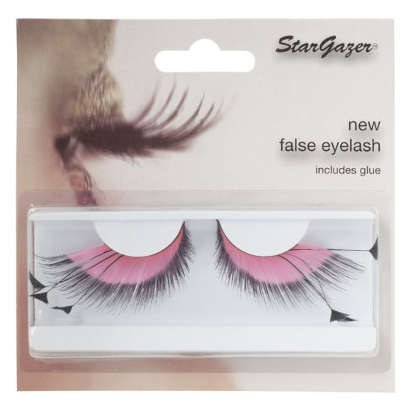 Stargazer Feathered False Eye Lashes