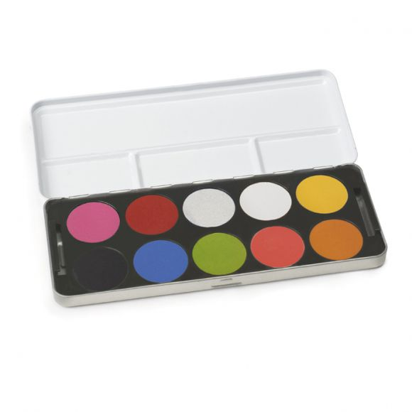 Stargazer Wet Cover Colour Palette
