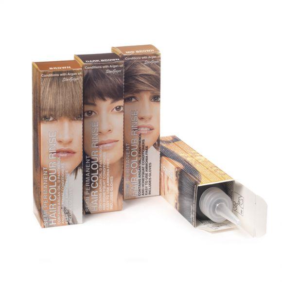 Natural Tone Semi-Permanent Hair Colour