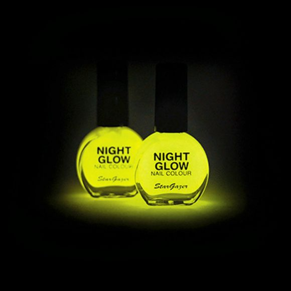 Stargazer Night Glow Nail Polish Glow it the dark Polish