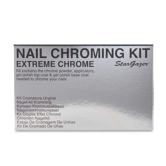 Nail Chroming Kit