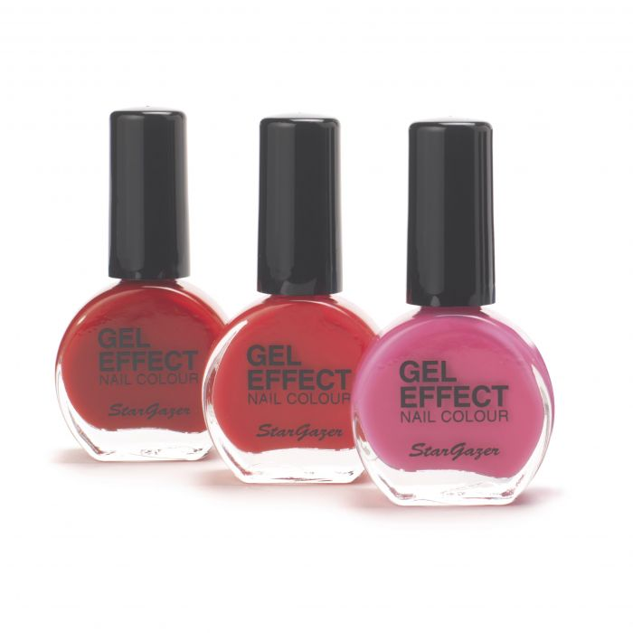 Gel Effect Nail Polish Stargazer Cosmetics