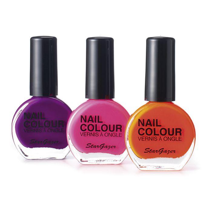 Neon Nail Polish | Stargazer Cosmetics