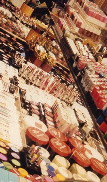 1979 Stargazer Market Stall